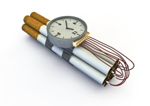 the tobacco timebomb